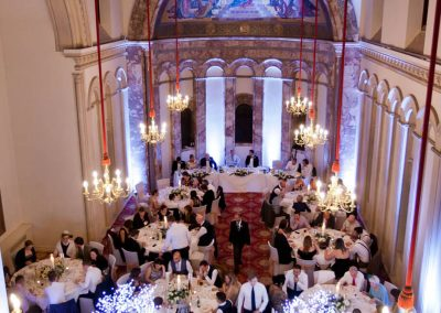 Photo of a corporate event at Luton Hoo
