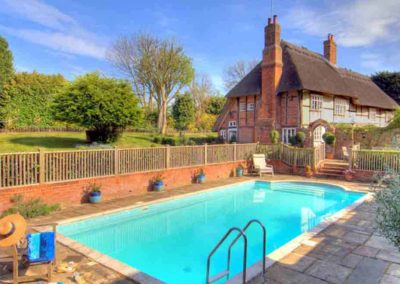 Manor Farmhouse the luxury house to rent in England 2