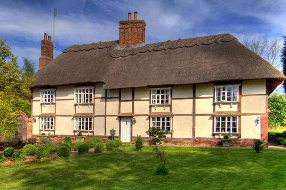 This Exclusive Property Is Manor Farmhouse