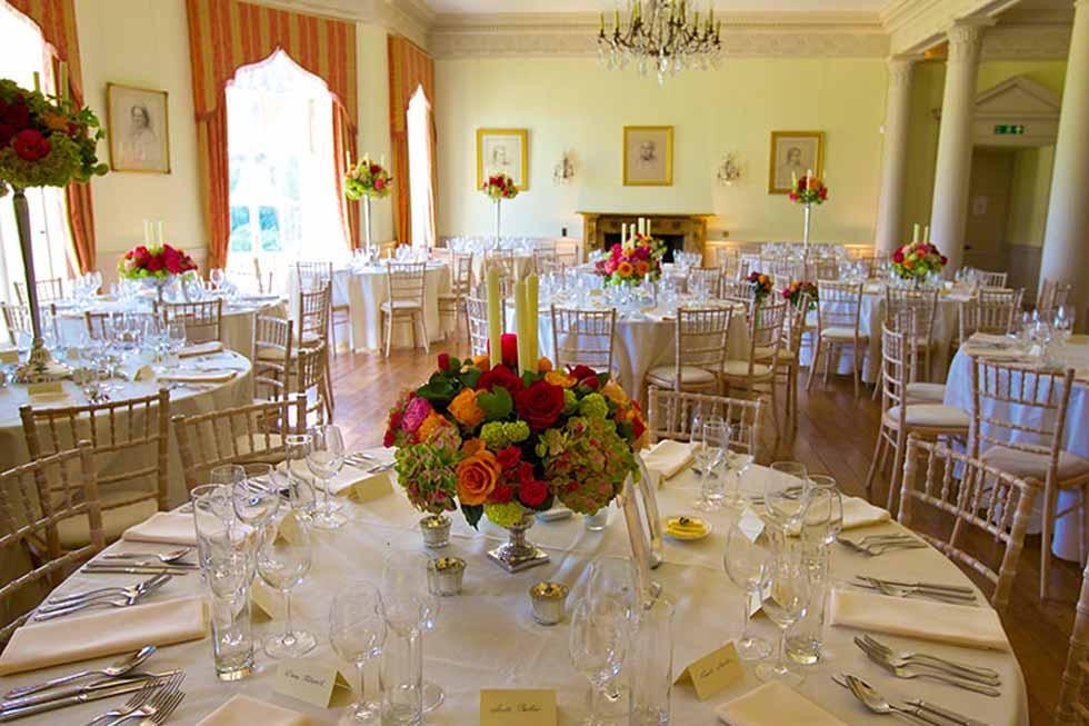 Host your wedding at North Cadbury Court