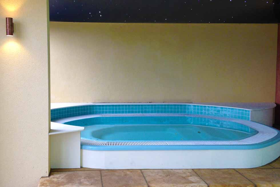 North Cadbury Courts Jacuzzi