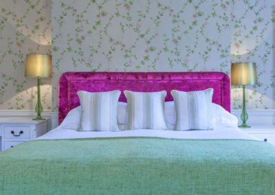 Photo of the Raffles bedroom at Orabelle Castle