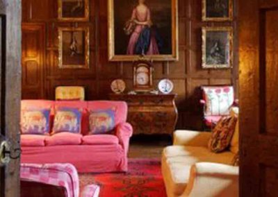Pentrehobyn Hall the Mansion for rent in Wales 2