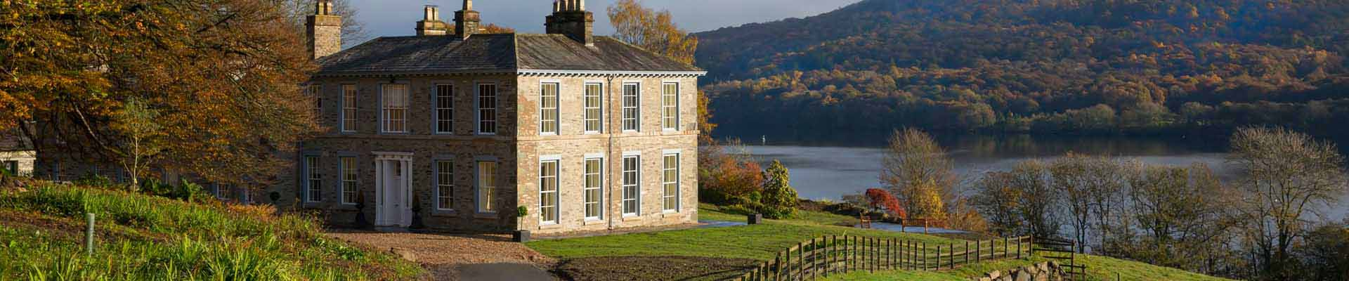 Silverholme the Mansion for rent in England