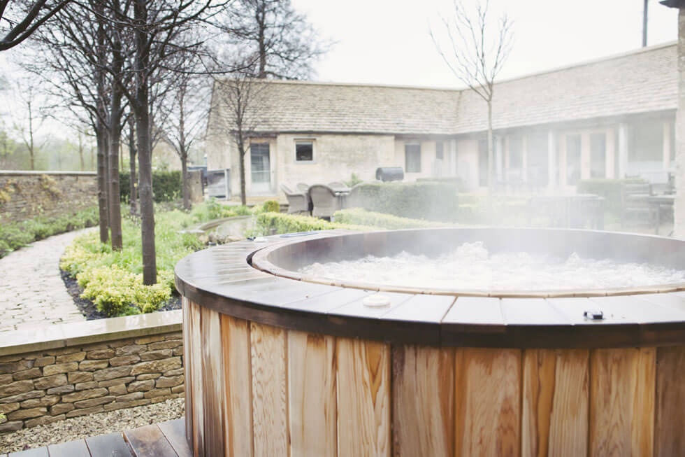 Photo of Arisan Barn's hot tub