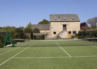Photo of Arisan Barns tennis court