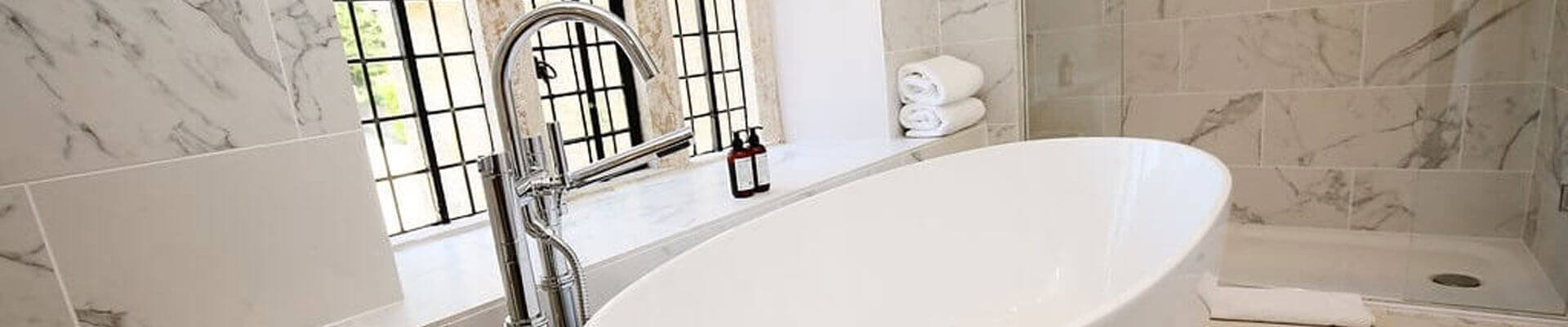 Photo of one of the bathrooms at Arisan Estates