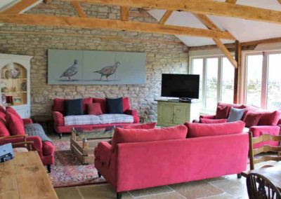 The Barns the luxury house to rent in England 2