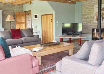 The Barns the luxury house to rent in England 5