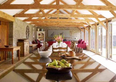 The Barns the luxury house to rent in England 6