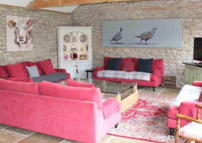 The Barns the luxury house to rent in England 7
