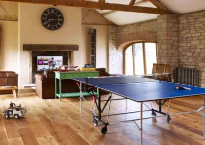 The Barns the luxury house to rent in England 9