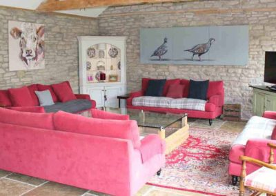 The Barns the luxury house to rent in England mobile1