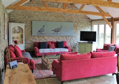 The Barns the luxury house to rent in England mobile6