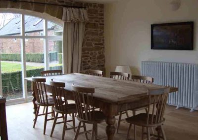 The Coach House at Pentrehobyn Hall the luxury house to rent in Wales 4