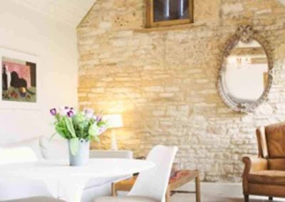The Cow Byre at Temple Guiting Manor the luxury house to rent in England 3