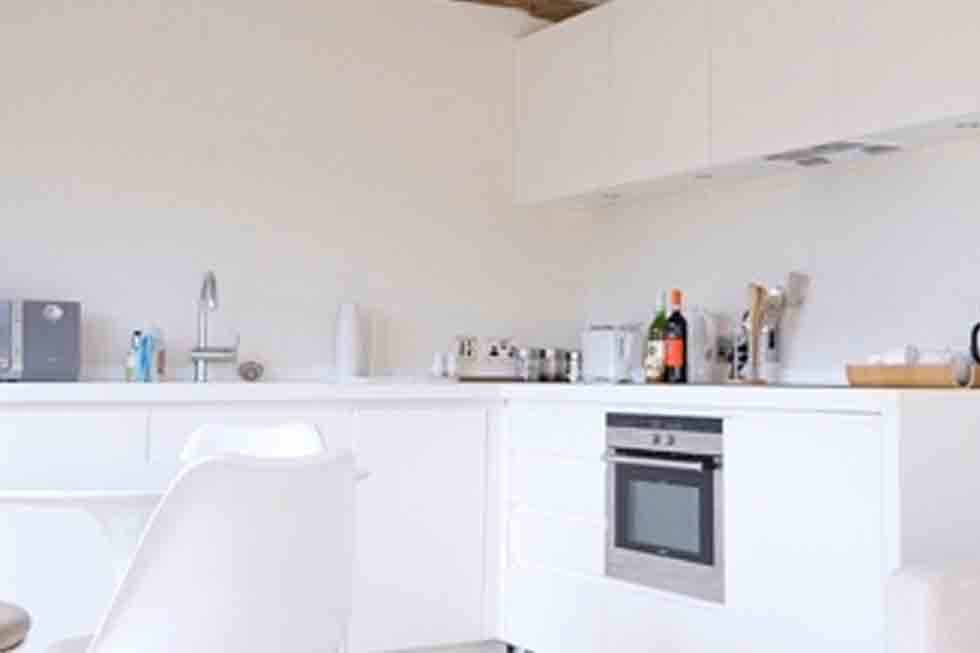 The Cow Byre kitchen