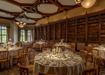Photo of the Library at The Elvetham