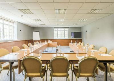 Photo of a meeting room at The Court Building