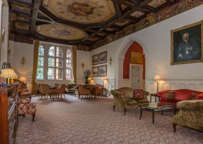 Photo of a reception room at The Elvetham