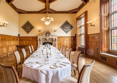 Photo of the Oak Room at The Elvetham
