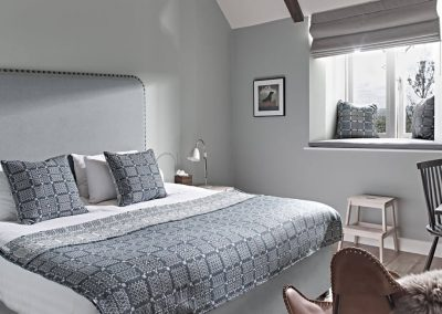 Photo of a medium bedroom at The Fish Hotel