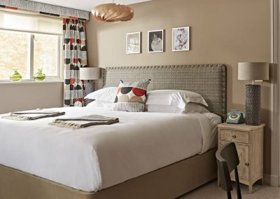 Photo of a Terrace bedroom at The Fish Hotel