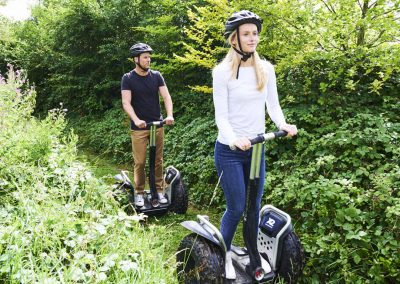 Photo of segways at The Fish Hotel