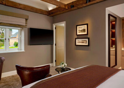 Photo of a Brew House Classic Bedroom at The Langley