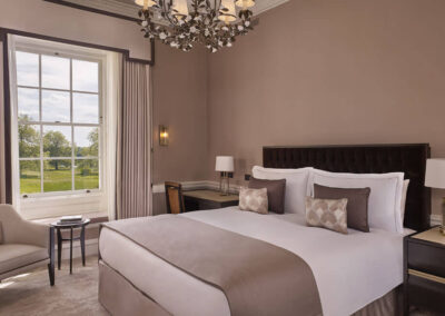 Photo of a Main House Deluxe Bedroom at The Langley