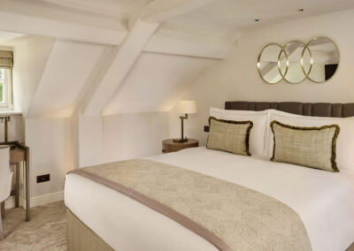 Photo of a Main House Classic Bedroom at The Langley