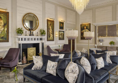 Photo of the Drawing Room at The Langley