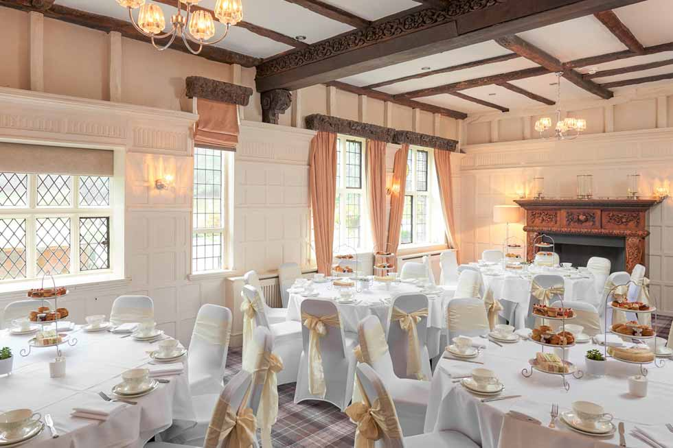 Photo of the Beaufort room at The Manor Elstree