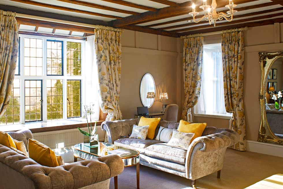Photo of one of the Premier Suites at The Manor Elstree