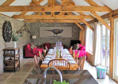The Old Byre the luxury house to rent in England 9