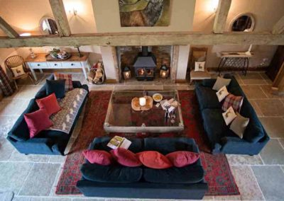 The Old Byre the luxury house to rent in England mobile5
