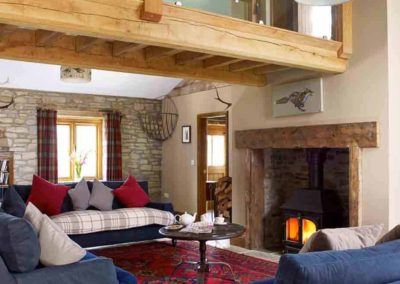 The Old Mill and Hayloft the luxury house to rent in England 5