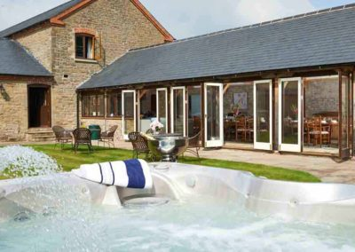 The Old Mill and Hayloft the luxury house to rent in England 8