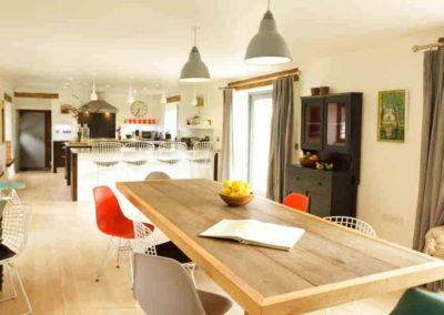 Tregulland Barn Cornwall the luxury house to rent in England 4