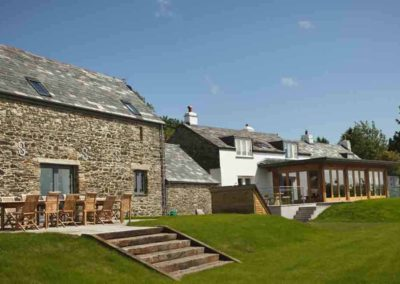 Tregulland Barn Cornwall the luxury house to rent in England 7