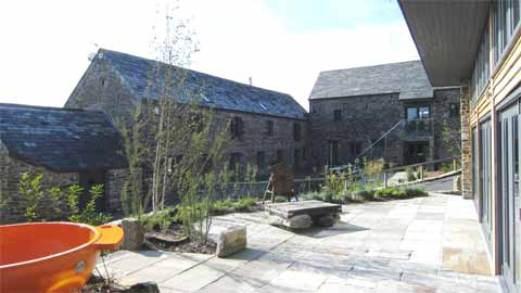 Tregulland Barn