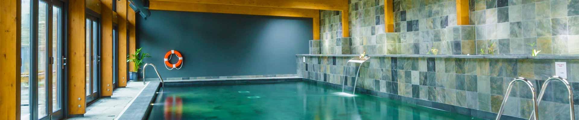 Photo of Tregulland Retreats swimming pool