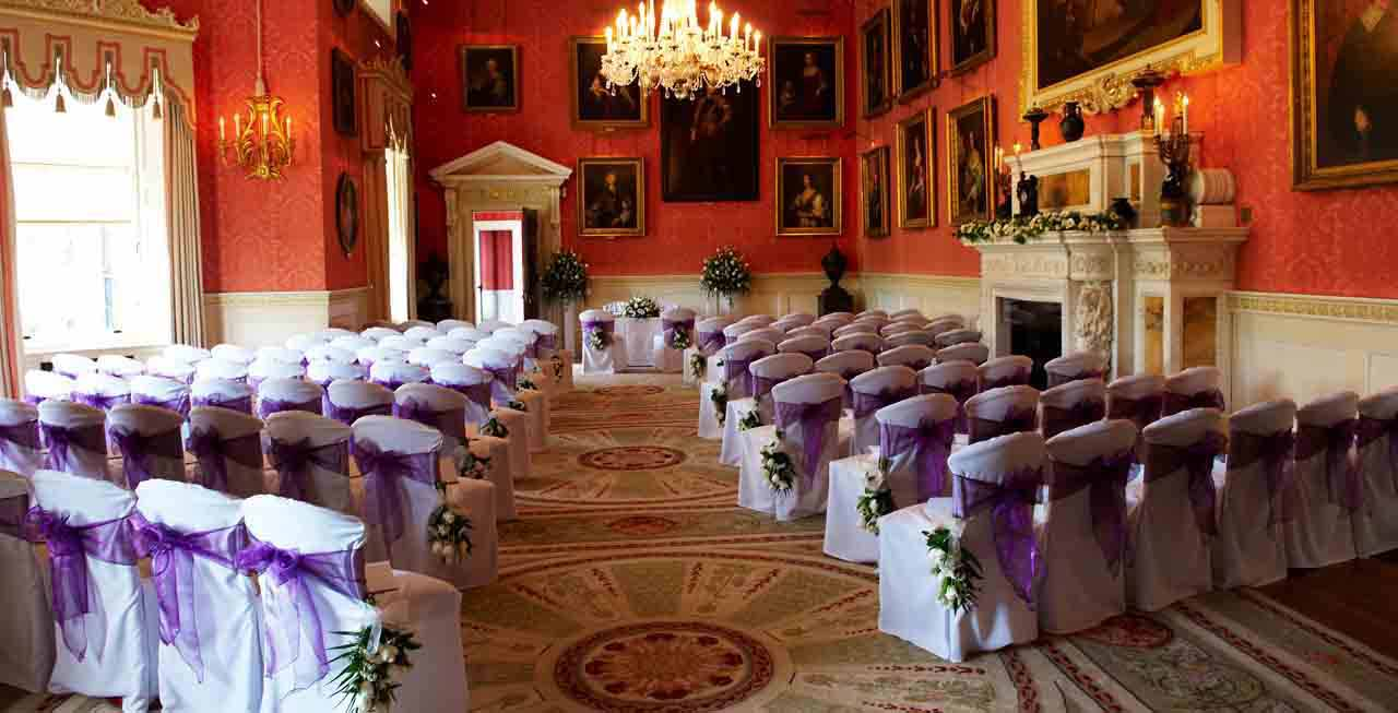 Weston Park is perfect to hosting your wedding day