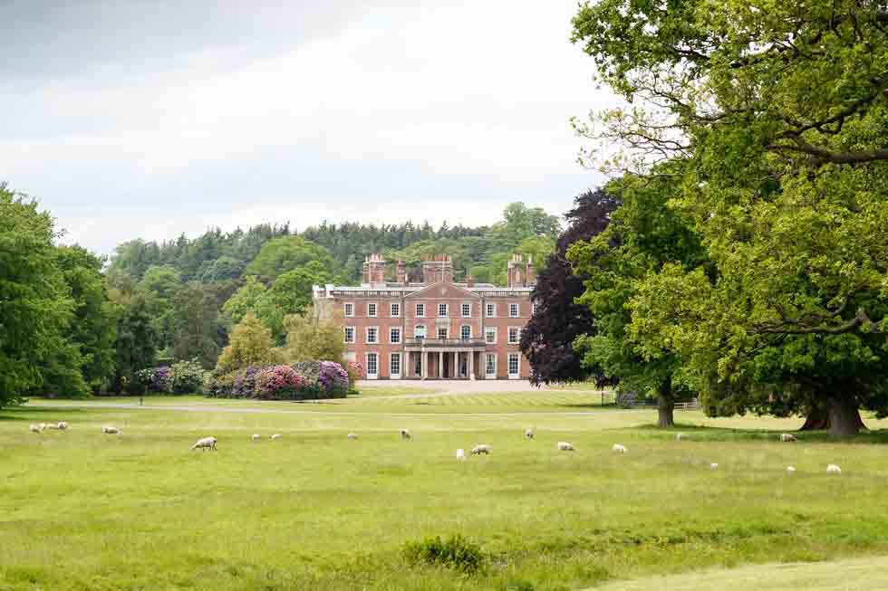 Luxury Stately Homes to Rent - Stately Home for Weddings and