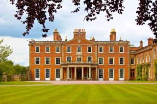 This beautiful property is Weston Park